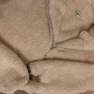 Express Tops - Express Fleece Quarter Zip Sweatshirt